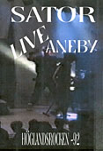 Aneby live DVD cover